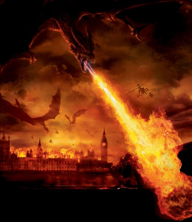 Reign of Fire ... - Bildquelle: Spyglass Entertainment Group, LP. All rights reserved.