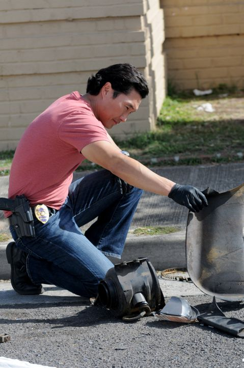 Ermittelt in einem neuen Mordfall: Chin (Daniel Dae Kim) ... - Bildquelle: TM &   CBS Studios Inc. All Rights Reserved.