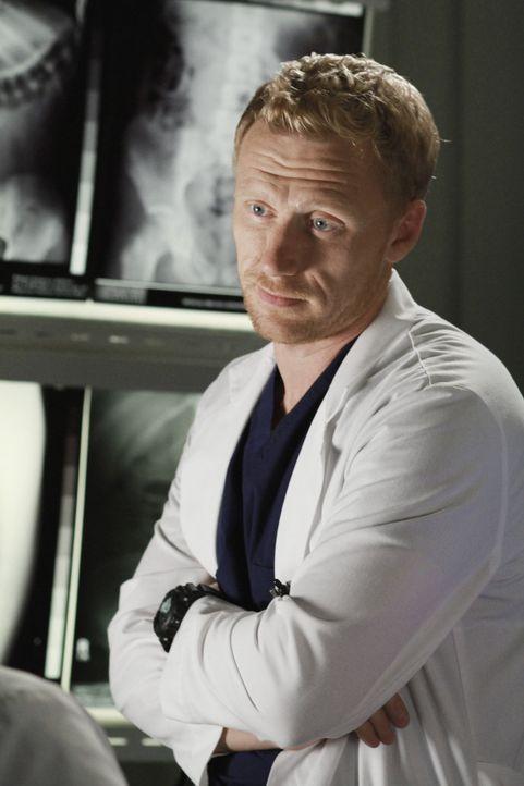 Wie wird er mit der Entscheidung von Cristina klarkommen? Owen (Kevin McKidd) ... - Bildquelle: ABC Studios