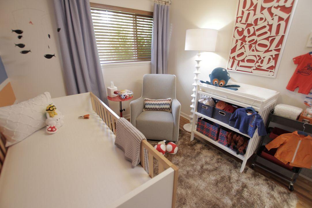 Für ein Budget von 590.000 Dollar sollen Jonathan und Drew ein neues Zuhause mit Kinderzimmer für Boris und Kari finden. Es eilt, denn der Nachwuchs... - Bildquelle: 2017,HGTV/Scripps Networks, LLC. All Rights Reserved