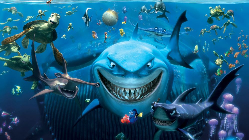 Findet Nemo - Bildquelle: Walt Disney Pictures