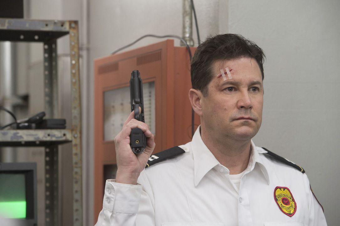 Zwei Wachen eines privatisierten Hochsicherheitsgefängnisses in Texas wurden ermordet. Das BAU-Team wird hinzugezogen und beginnt mit den Ermittlung... - Bildquelle: ABC Studios