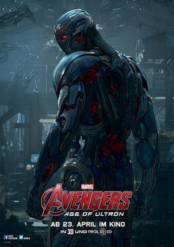 Avengers: Age of Ultron - Charakterposter - Bildquelle: Walt Disney Studios M...