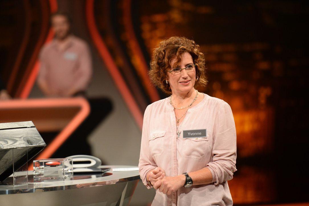 """Wie wird sich Yvonne bei """"Deal or no Deal"""" schlagen? - Bildquelle: Willi Weber SAT.1"""