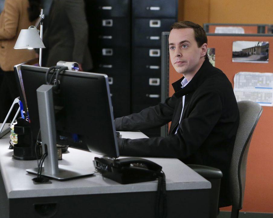 Bei der Suche nach einer globalen Terrorgruppe bekommen McGee (Sean Murray) und seine Kollegen Unterstützung von CIA Officer Joanna Teague, die nach... - Bildquelle: Sonja Flemming CBS Television