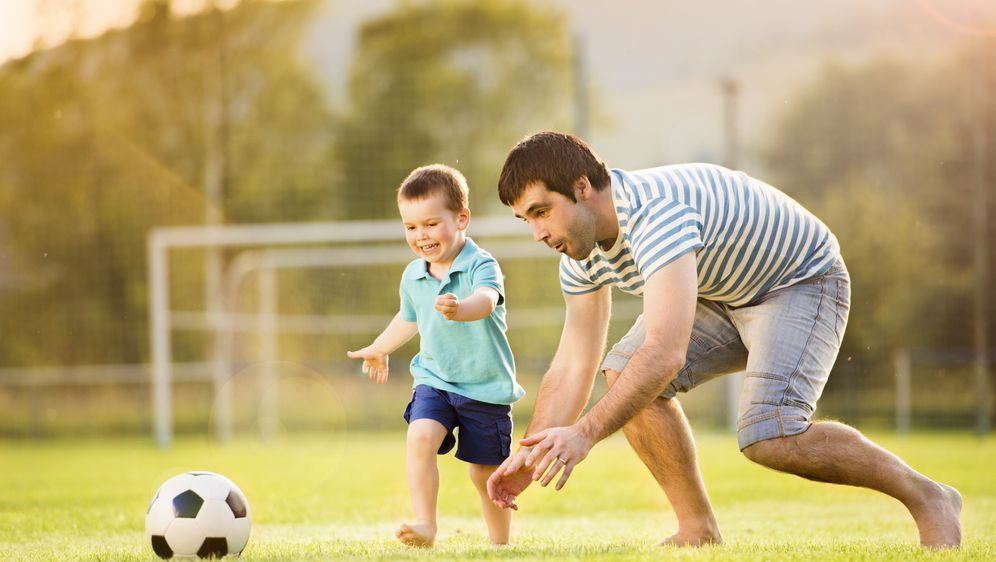 Vatertag: Vatertag Ideen - Bildquelle: Halfpoint - Fotolia