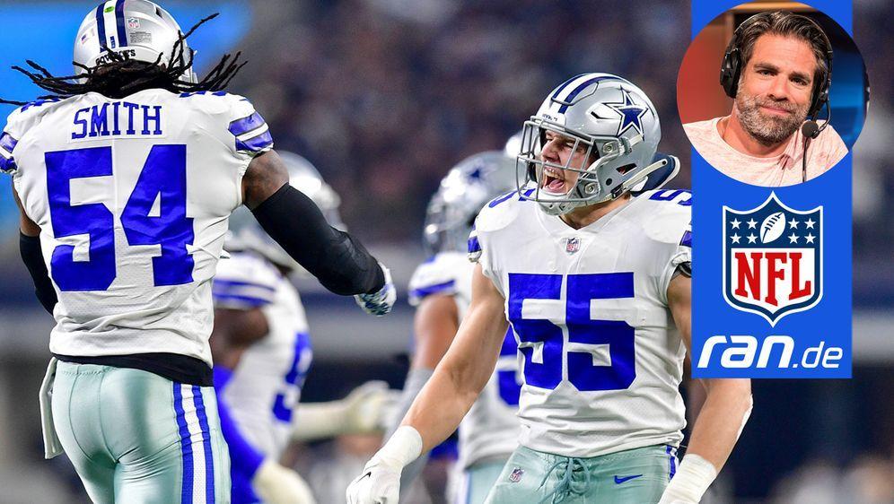 ranNFL-Kommentator freut sich auf Festspiele zwischen den Cowboys und Eagles - Bildquelle: Imago/ran