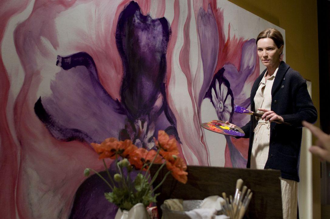 Die Größe, die Georgia O'Keeffe (Joan Allen) dank Alfred Stieglitz erlangt, ist für sie sowohl Fluch als auch Segen  ... - Bildquelle: 2009 Sony Pictures Television Inc. All Rights Reserved.