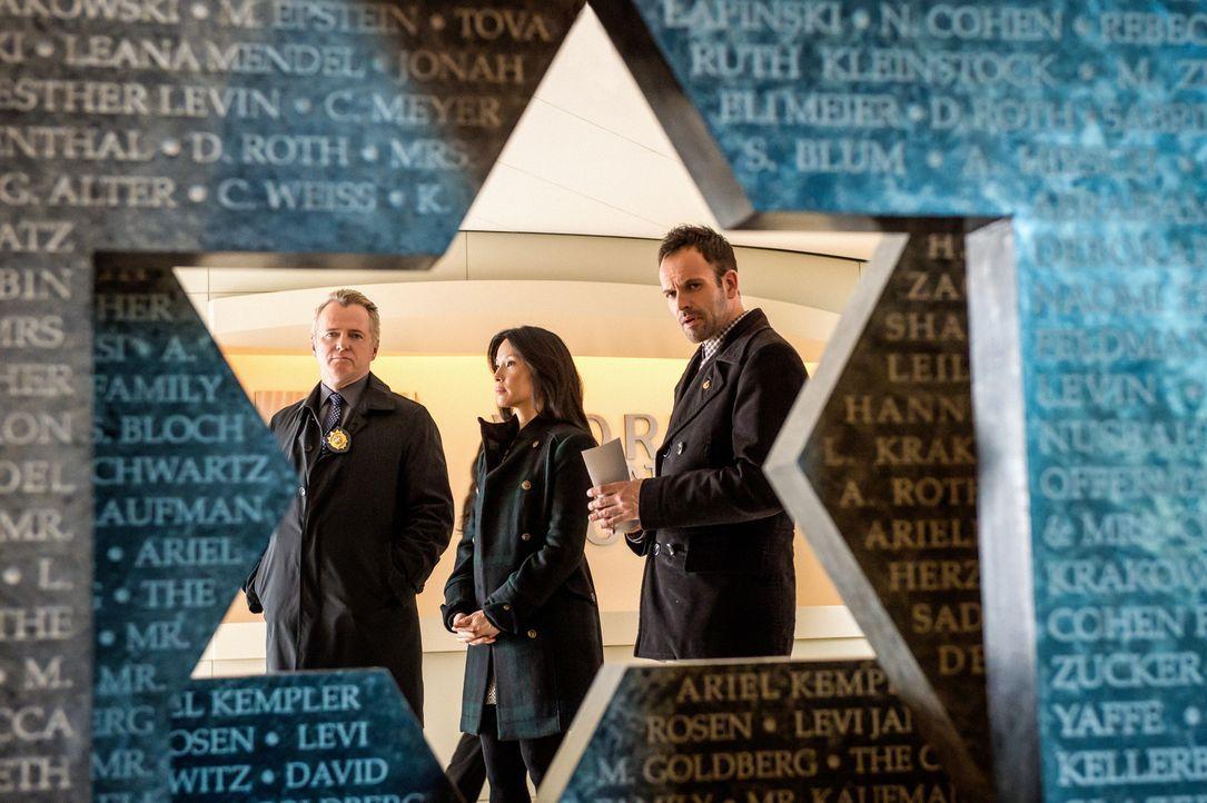 Kunsthändler Jacob Weiss hat bei seinen kriminellen Kunstgeschäften Holocaust-Opfer betrogen und um Geld gebracht, das ihnen zugestanden hätte. Capt... - Bildquelle: CBS Television