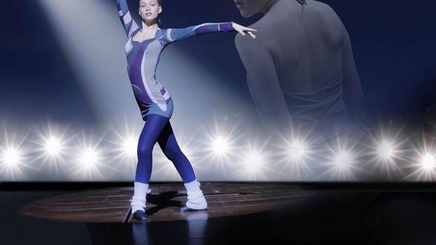 Die Tänzerin - Lebe Deinen Traum - mit Julie Engelbrecht, l. und Nikola Kastn...