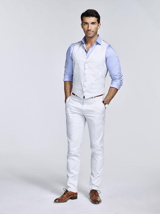 (2. Staffel) - Wird er das Herz von Jane erobern? Rafael (Justin Baldoni) ... - Bildquelle: 2015 The CW Network, LLC. All rights reserved.