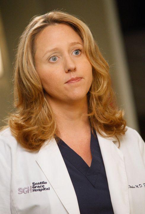 Erica (Brooke Smith) ist enttäuscht darüber, dass Callie ihr die Romanze mit Mark verheimlicht hat ... - Bildquelle: Touchstone Television