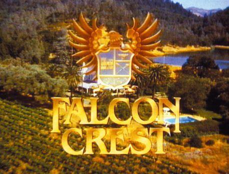 Falcon Crest - Falcon Crest - Logo - Bildquelle: Warner Brothers