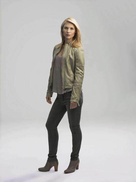 (5. Staffel) - Eigentlich wollte sie ein ruhiges Leben in Berlin führen, doch plötzlich steht sie auf einer Todesliste: Carrie (Claire Danes) ... - Bildquelle: 2015 Showtime Networks, Inc., a CBS Company. All rights reserved.