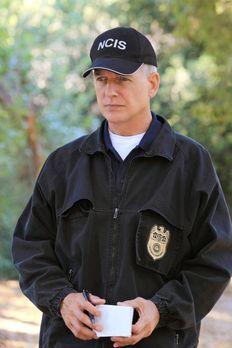 Navy CIS - Ermittelt mit seinem Team in einem neuen Mordfall: Gibbs (Mark Har...