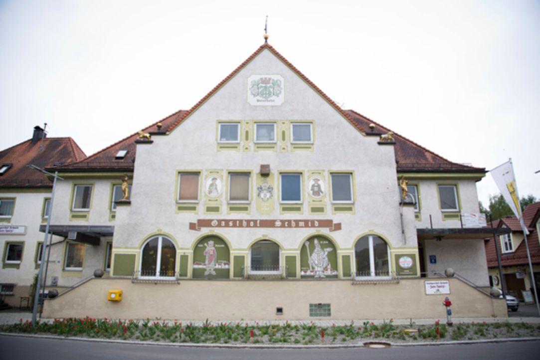 """Gelingt es Sternekoch Frank Rosin, den """"Landgasthof Schmid - Zum Spatzl"""" in Batzenhofen bei Augsburg vor dem finanziellen Aus zu bewahren? Für ihn g... - Bildquelle: kabel eins"""