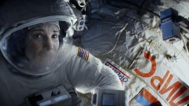 "Bei den Oscar 2014 nominiert als Bester Film: ""Gravity"""
