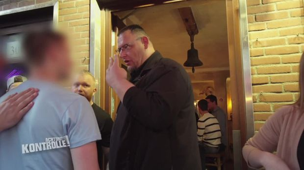 Achtung Kontrolle - Achtung Kontrolle! - Thema U.a.: Lange Schlangen - Türsteher Düsseldorf