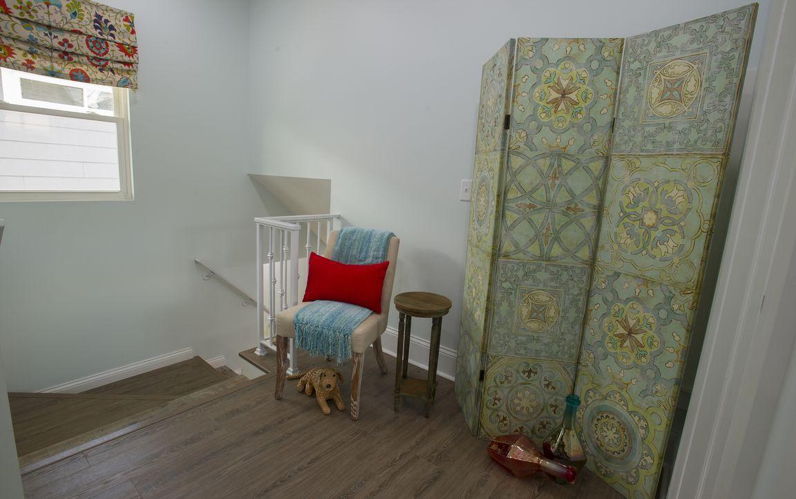Viktorianische Stilmittel geben dem Haus das passende Flair und machen jeden Raum zur Wohlfühl-Oase. - Bildquelle: Mary Ann Carter 2017,HGTV/Scripps Networks, LLC. All Rights Reserved