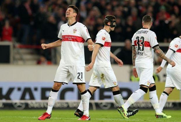 Sieg für Mario Gomez und den VfB Stuttgart