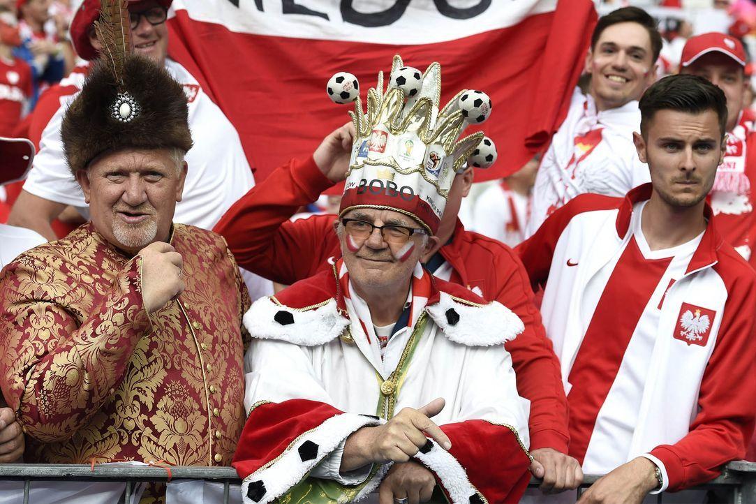 Poland_king_000_BZ5G3_MIGUEL MEDINA _AFP - Bildquelle: AFP / MIGUEL MEDINA