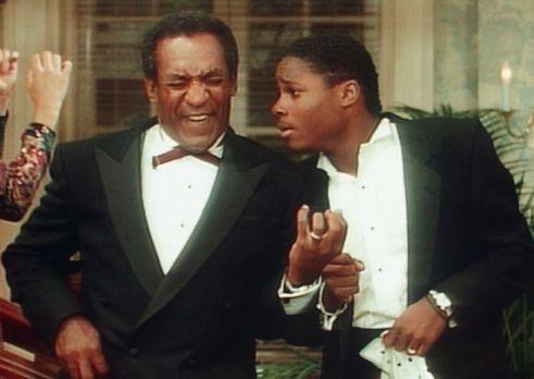 Bill Cosby Show - Als Ständchen zum Hochzeitstag der Großeltern bringen die H...