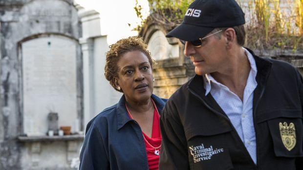 Ein neuer Fall wartet auf Pride (Scott Bakula, r.) und Dr. Wade (CCH Pounder,...