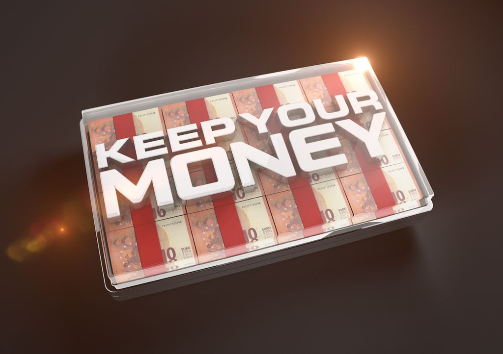 Keep Your Money - Logo - Bildquelle: Thomas von Aagh SAT.1