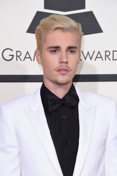 Grammys 2016: Justin Bieber - Bildquelle: Jason Merritt / GETTY IMAGES NORTH AMERICA / AFP