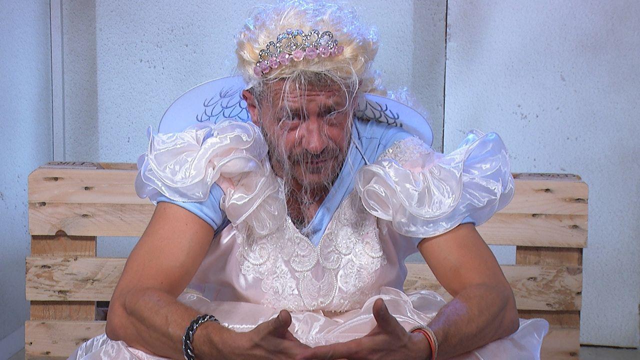 Gibt Prinzessin Willi-fee auf? - Bildquelle: SAT.1