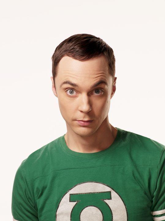(4. Staffel) - Ein Intellektueller, der allerdings keine Ahnung von einem Leben neben der Physik und Videogames hat: Dr. Sheldon Cooper (Jim Parsons... - Bildquelle: Warner Bros. Television