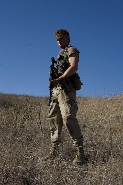 Chard Davies (Brandon Miller) begeht einen tödlichen Fehler ... - Bildquelle: 2008 Worldwide SPE Acquisitions Inc. All Rights Reserved.