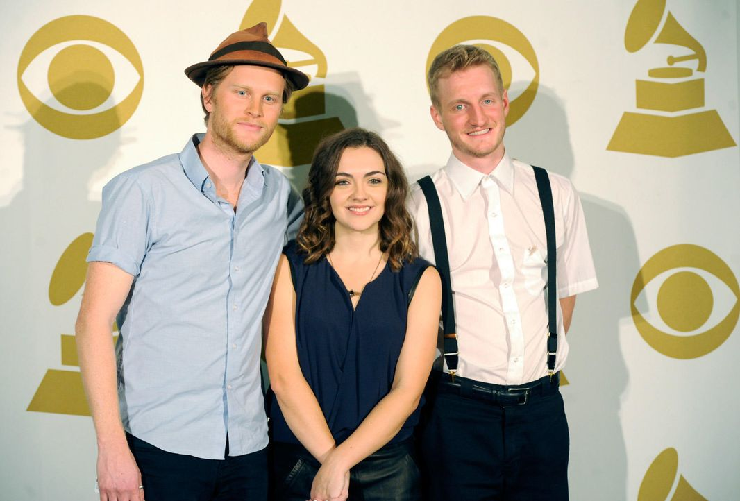 the-lumineers-121205-getty-afpjpg 1700 x 1151 - Bildquelle: getty/AFP