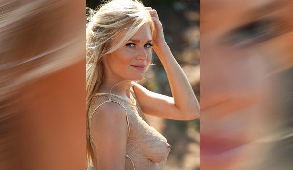 Eva-Maria Kromer - Bildquelle: Florian Lohmann für Playboy Juni 2014