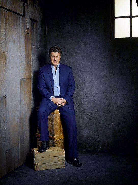castle-richard-castle-01-ABC-Studios - Bildquelle: ABC Studios