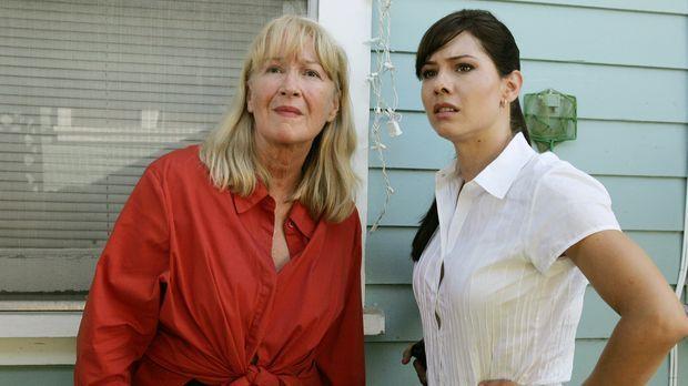 Zelda (Diane Ladd, l.) und Josie (Sarah Brown, r.) glauben ihren Augen kaum z...