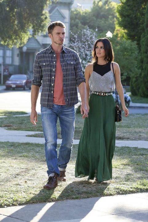 Staffel 3, Folge 9 - Zoe und Wade - Bildquelle: Warner Bros. Entertainment Inc.