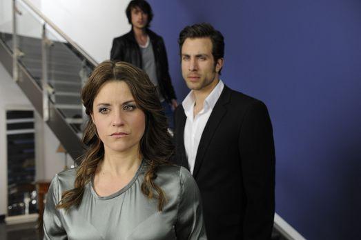 Hand aufs Herz - Beas (Vanessa Jung, l.) Beziehung mit Michael (Andreas Janck...