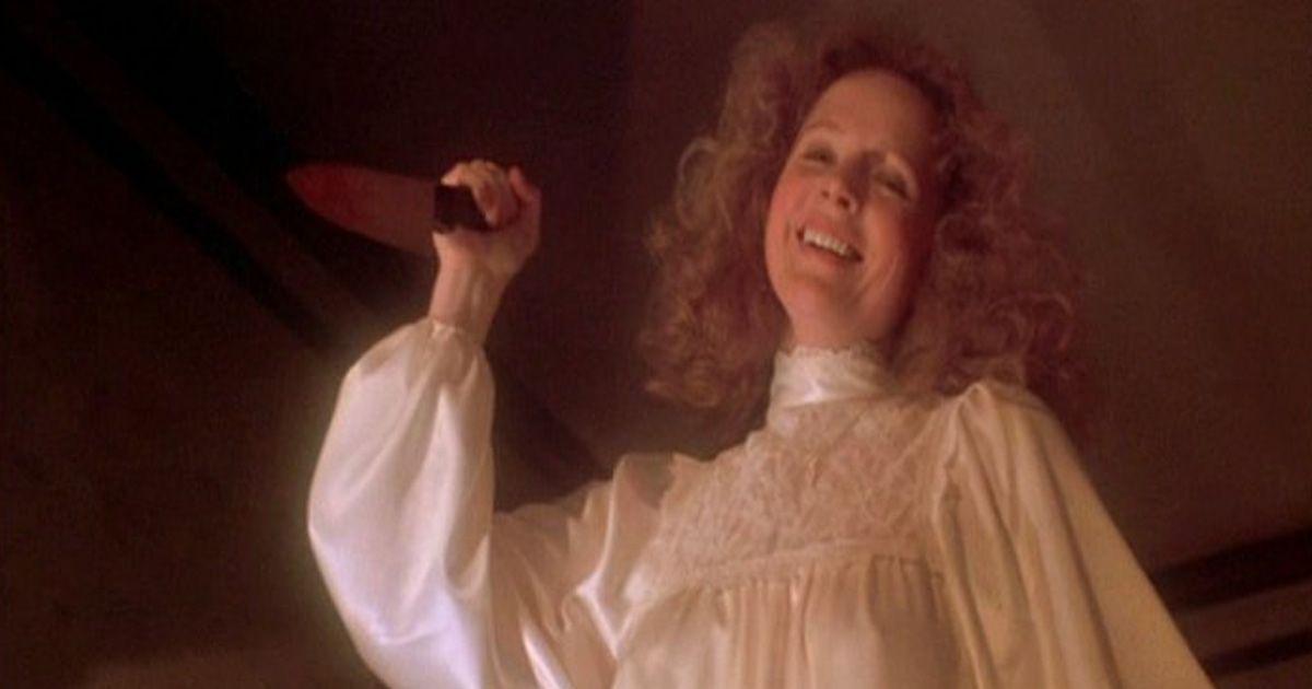 """Margaret White in """"Carrie – Des Satans jüngste Tochter"""""""