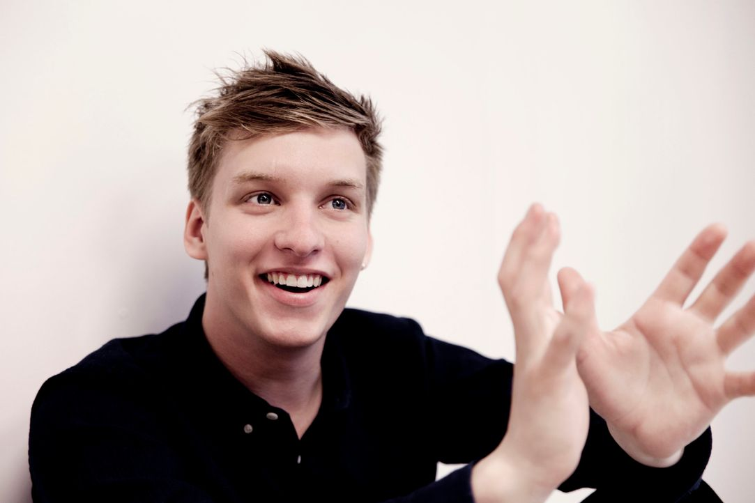 George-Ezra-Pip - Bildquelle: Pip for Columbia Records