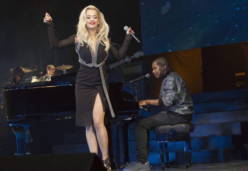 Bei Lucious' Mega-Jubiläumskonzert tritt auch Superstar Rita Ora (Rita Ora) auf ... - Bildquelle: 2015 Fox and its related entities.  All rights reserved.