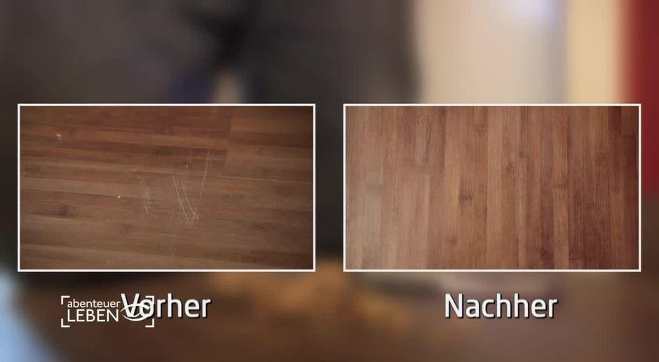 emejing kratzer aus laminat entfernen pictures. Black Bedroom Furniture Sets. Home Design Ideas