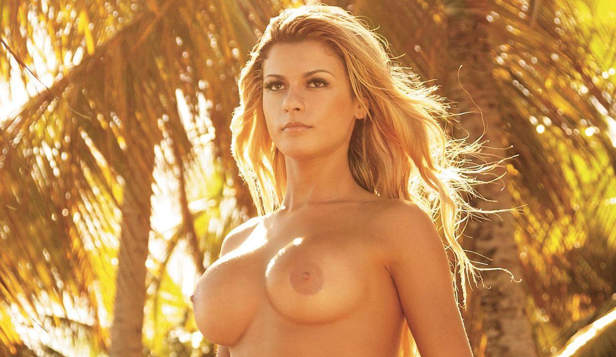 """Bárbara """"Babi"""" Rossi - Bildquelle: Mauricio Nahas für Playboy Juli 2014"""