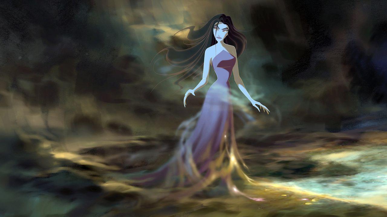 Sinbad, der heldenhafte arabische Seefahrer, bekommt mächtig Ärger mit der griechischen Chaos-Göttin Eris. Die behauptet nämlich, der kühne Abe... - Bildquelle: DreamWorks SKG