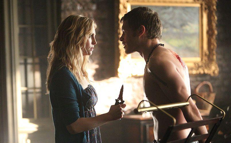 Caroline und Klaus: JA - Bildquelle: Warner Bros. Entertainment Inc