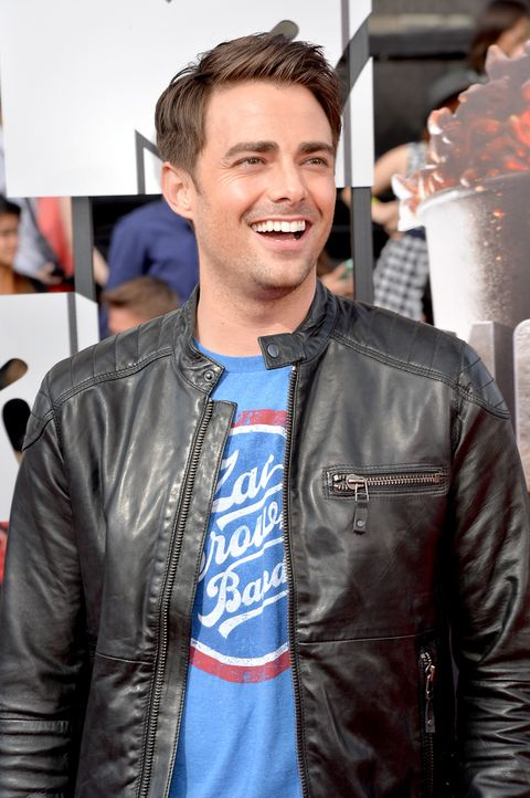 MTV-Movie-Awards-Jonathan-Bennett-140313-getty-AFP - Bildquelle: getty-AFP