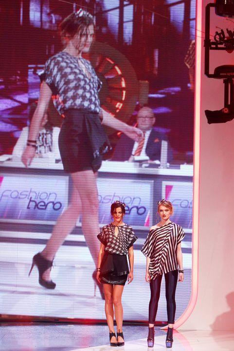 Fashion-Hero-Epi01-Show-64-ProSieben-Richard-Huebner - Bildquelle: ProSieben / Richard Huebner