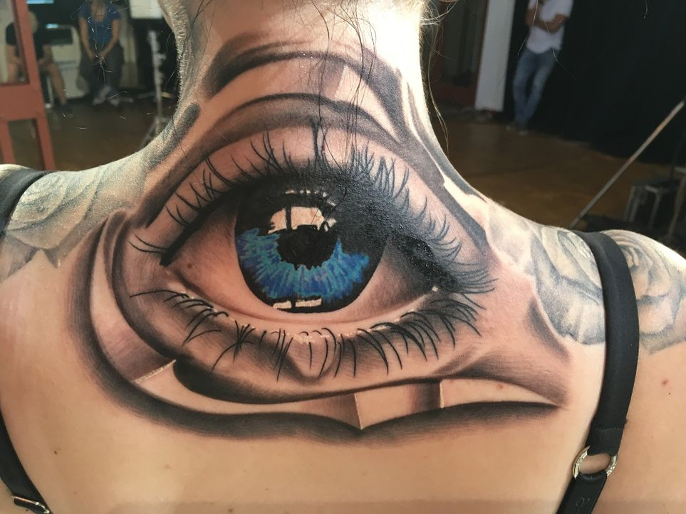 Pain & Fame Tattoos Folge 1 -17 - Bildquelle: RedSeven