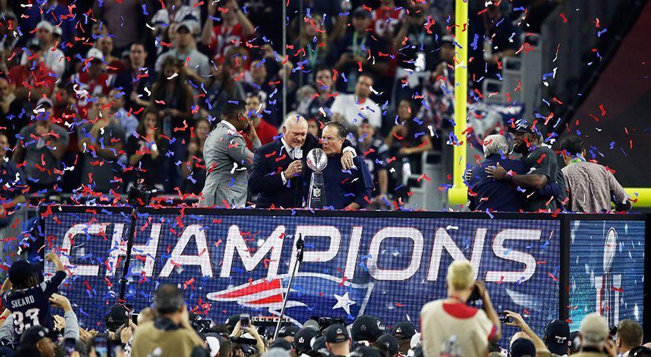 Den unbeliebten Seriensieger stoppen - Bildquelle: 2017 Getty Images