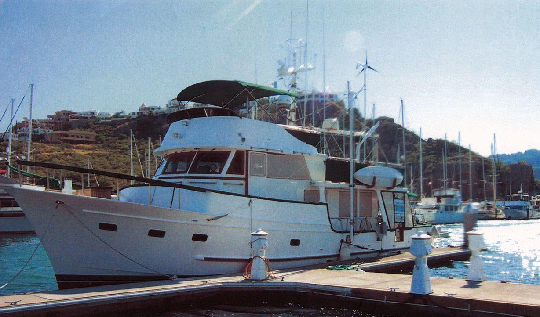 Diese Yacht wollen Skylar Deleon und seine Frau Jennifer unbedingt haben, doch sie haben kein Geld, um sie zu kaufen. Ihre eiskalte Lösung: Sie lock... - Bildquelle: 2016 NBCUniversal Alle Rechte vorbehalten